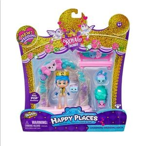 Shopkins Happy Places Happy Charming Wedding Arch